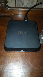 Android box mbox m8