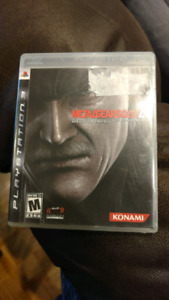 Ps3 metal gear solid 5