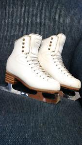 Jackson Premiere Figure Skates 2500 4 1/2 B