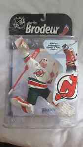 McFarlane Martin Brodeur Super Chase Limited Ed. #'d 92 of 552
