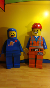 Costume d'halloween LEGO MOVIE ou Décoration LEGO