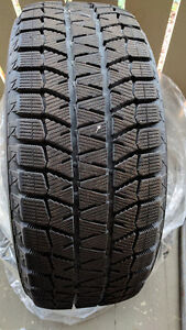 4 BLIZZAK Winter Tires Used