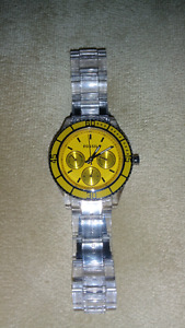 Fossil and Relic watches