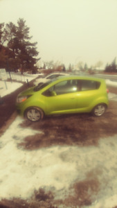2013  CHEV  SPARK  LOW  KMS  !!!