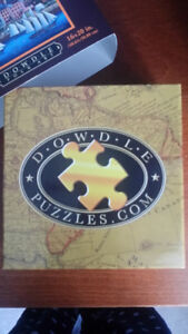 BRAND NEW BOX - Eric Dowdle's Jigsaw Puzzle, Quebec City for $10