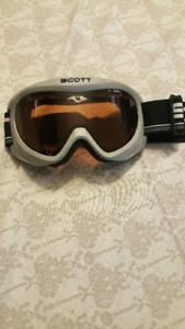 Ski Goggles by Scott anti fog