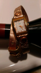 Rose Gold Layer Watch