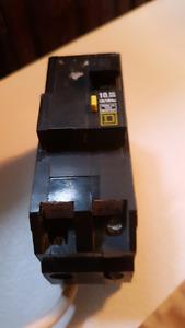 Disjoncteur (breaker) GFI