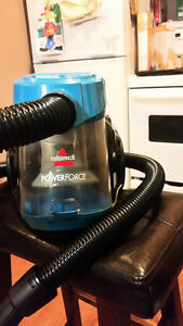 Bissell vaccum only a few months old