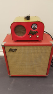 Fender Greta and matching bin- Collectors item