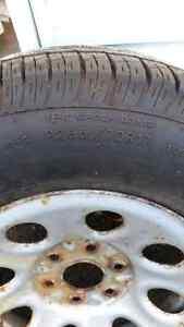Pneus good year wrangler hp 265/70R17