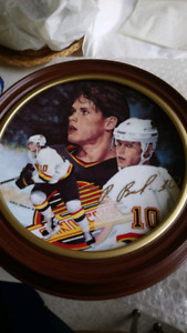 Pavel Bure collectors plate