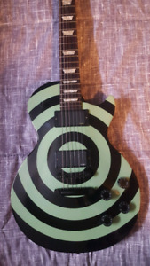 1995 gibson les paul, one of a kind