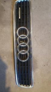 Audi grille off a 2000 a4