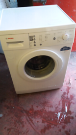 Bosch Washing Machine Free delivery and disinfecting