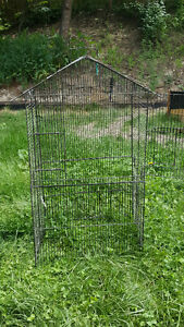 Large Wire Bird Cage