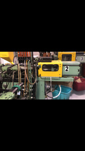 Arburg 28 Ton - 60 Ton Injection Molding Machines