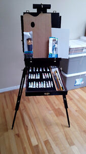 Solid Wood Travel Easel