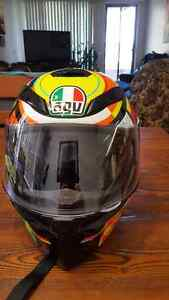 Agv k3 sv rossi elements  Size medium/small West Island Greater Montréal image 8