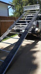 Custom 9' Tilting Sled Deck