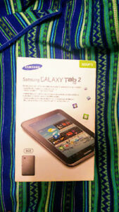 Tablette Galaxy Samsung 7 pouces, 8GB