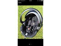 Be safe izi go baby car seat fits stokke group 0 newborn