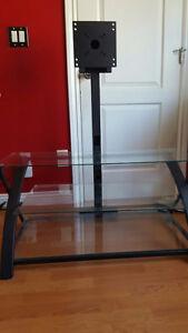 3 tier TV Stand (glass shelves)