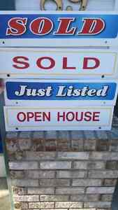 Open House and Sign Posts Strathcona County Edmonton Area image 6