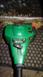 Weed Trimer - Weed Eater, Ultra Trim, Gas Powered