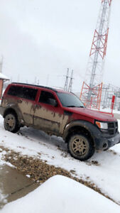 2008 Dodge Nitro - With New Studded Winters