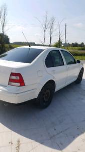 2007 Volkswagen Jetta City with safety low mileage