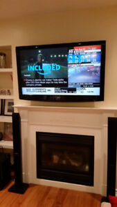 "47"" LCD TV & HOME THEATER BUNDLE"
