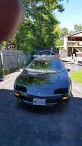 1995 Black on Black Z28 Convertible Low Mileage 6 speed