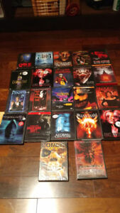 HALLOWEEN DVD COLLECTION OF CLASSIC HORROR MOVIES