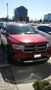 2013 Dodge Durango Crew Plus SUV, Crossover