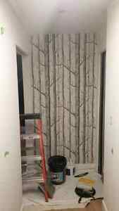 Super job ! Wallpaper installation Edmonton Edmonton Area image 2