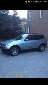 2006 BMW X3 Base SUV, Crossover