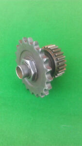 B.S.A. 20 Tooth Chain Sprocket Assy.  68-3073 (USED)