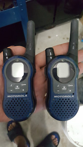 Motorola 2-Way Radio - Walkie Talkie X2