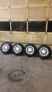 Ford windstar winter tires and rims