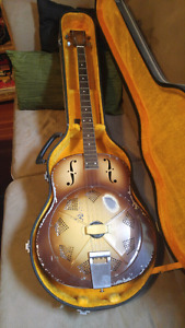 1932 National Triolian vintage guitar rare acoustic