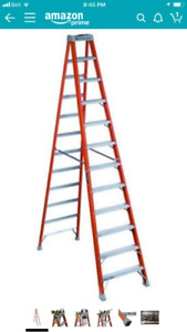 Brand new 12 Foot Louiseville Step ladder for Sale
