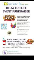 Relay for Life Event Fundraiser