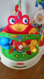 Jumperoo Rainforest Fisher Price
