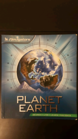 Planet Earth Book Atlas Magazine