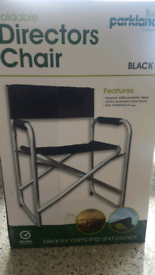 New Director's chair