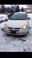 2004 dodge neon low kilometres
