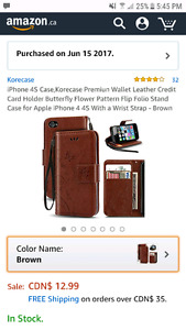 Phone case for iPhone 4S