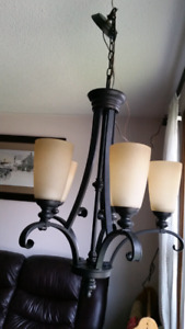 Large LIGHT FIXTURE... (1 of 2 for sale)