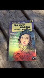 NANCY WAKE BY RUSSELL BRADDON